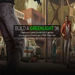 [STEAM?] Build a Greenlight Bundle 36 @ Groupees