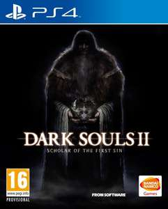 [Amazon.co.uk] Dark Souls 2: Scholar of the First Sin (PS4/One) für 20,22 €