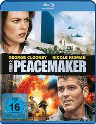 Projekt: Peacemaker [Blu-ray] Amazon Prime oder Buchtrick