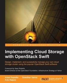 """Ebook """"Implementing Cloud Storage with OpenStack Swift"""" bis 20.12. 1 Uhr kostenlos"""