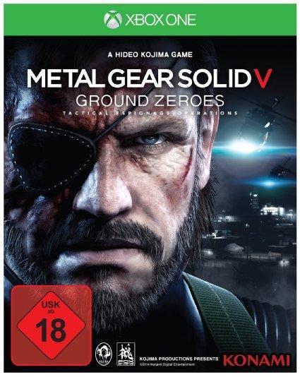 Metal Gear Solid: Ground Zeroes XBox One für 10€/ XBox 360 für 9€ @MediaMarkt