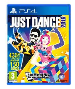 [Amazon.co.uk] Just Dance 2016 - PS4 32,63 € | ONE 26,71 €
