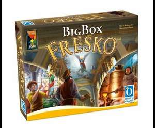 €39,99 Fresko Big Box (Brettspiel) bei amazon.de