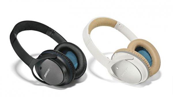Bose QuietComfort 25 Noise Cancelling-Kopfhörer für 222,- Euro mit Gutscheincode @mediadeal.de