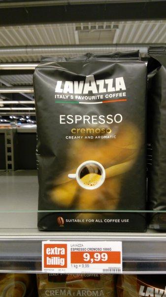 E-Center lokal Lavazza Kaffee & Espresso verschiedene Sorten