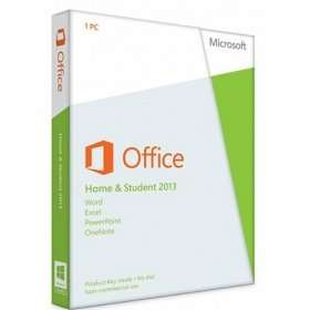 [Rakuten] Microsoft Office 2013 Home and Student | 32/64 bit | ESD | 1 PC Lizenz