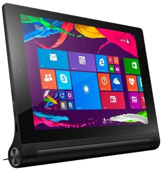 [Amazon WHD 30%] Lenovo Yoga 2-8 mit vollwertigem Windows 8, FHD, QuadCore 1,86Ghz, 2GB Ram, 32GB Speicher