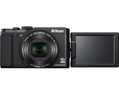Nikon S9900 Reisezoom Kamera Fotoapparat