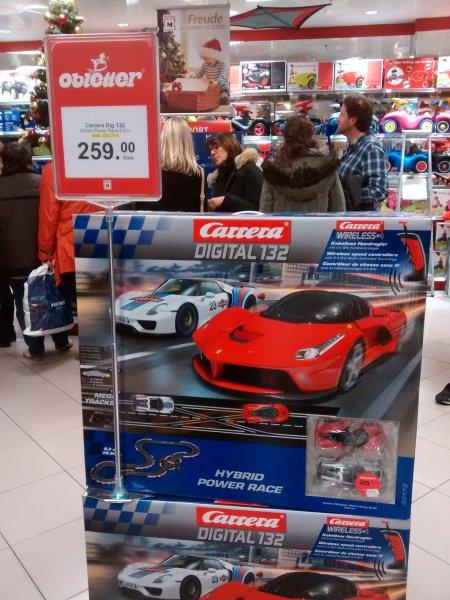 Lokal München Carrera Digital 132 für 259!