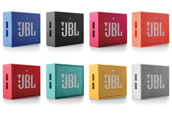 UPDATE JBL go verschiedene Farben [Harmanaudio]