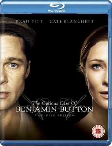 The Curious Case of Benjamin Button Blu-ray für 4,75 € @zavvi.de