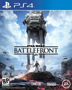 Star Wars Battlefront PS4 Download Code [US]