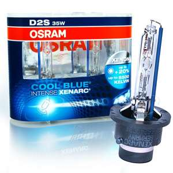 Osram Cool Blue Intense D2S *Amazon*
