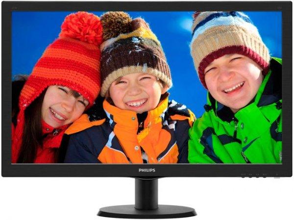 """Philips V-Line 273V5LHSB, 27"""" Full-HD Monitor, 3 Jahre Garantie für 166€ bei redcoon"""