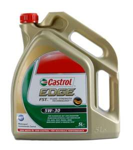 [eBay.de] Castrol Motoröl EDGE FST 5W-30 - 5 Liter für 31,90 €