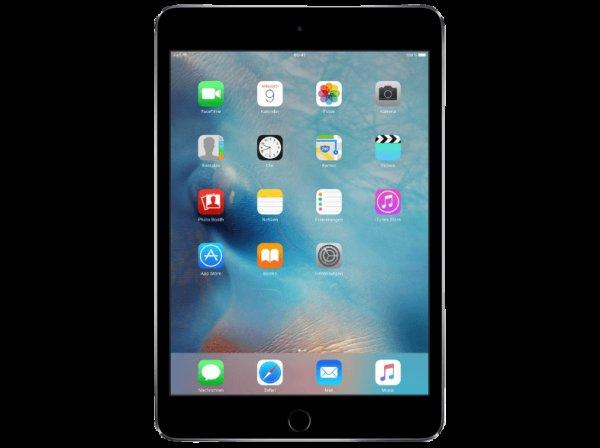 APPLE iPad mini 4 WI-FI , 7.9 Zoll, 16 GB Speicher, Silber oder Grau für 334 € @ Saturn Super Sunday