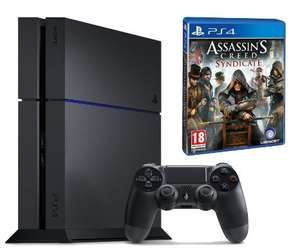 [Amazon.fr] Playstation 4 inkl. Assassin's Creed: Syndicate für 304,28