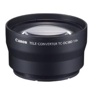 *Preisfehler?* Canon TC-DC58D Telekonverter für Powershot G10-G12 @Amazon.fr