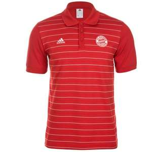 FC Bayern Adidas Poloshirt [outfitter.de]