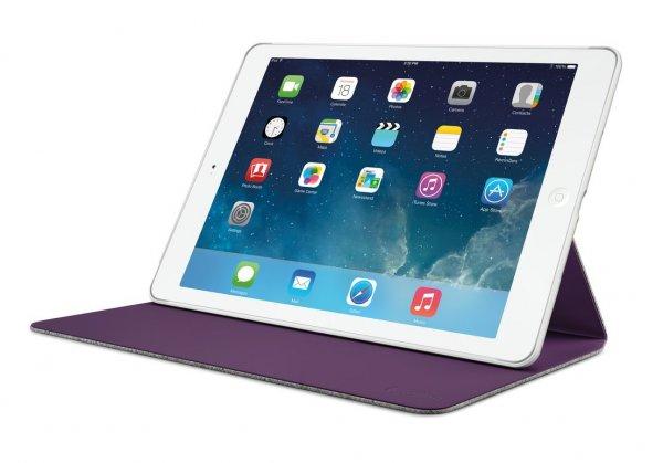 """[NBB] Logitech Tablettasche """"Hinge"""" [Grau, für iPad Air] für 13,99 Euro inkl. Versand"""