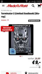 [MM] Terminator 2 (Limited Steelbook) [Blu-ray]