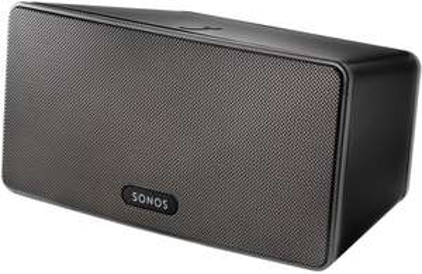 Sonos PLAY: 3 weiß/schwarz 256€ - AMAZON.fr