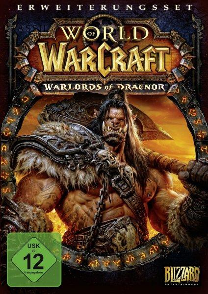 Amazon.de World of Warcraft: Warlords of Draenor (Add - On) - [PC/Mac]