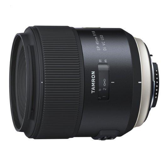 Amazon Blitz: Tamron SP45mm F/1.8 Di VC USD Nikon oder Canon Mount