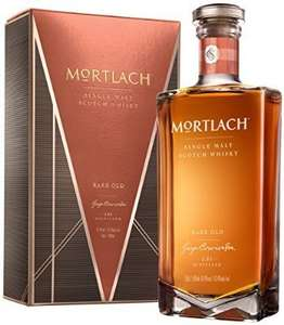 [Amazon] Mortlach Rare Old Single Malt Whisky (1 x 0.5 l)