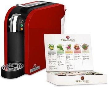 TEEKANNE Tealounge System Teekapselautomat inkl. Starterset für 69,90 € [deltatecc@eBay]