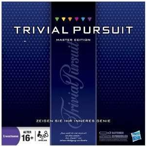 [REAL] Trivial Pursuit Master Edition für 19,99€ (ab 16 Jahren)