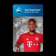 NUR HEUTE! 20 Euro Aral SuperCard für 15 Euro, 5 Euro gespart