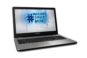 "Medion E6415 15,6"" Notebook mit FHD Display, i5-5200u, 256 GB SSD u. 8 GB RAM (Amazon Blitzangebot)"