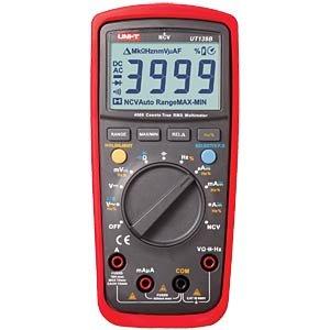 [Reichelt Elektronik] UT 139B  UNI-T TRMS Digital-Multimeter, 4000 Counts für 38,10 Euro.