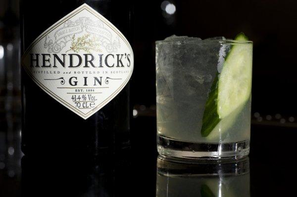 (delinero.de) Hendrick's Gin 0.7l