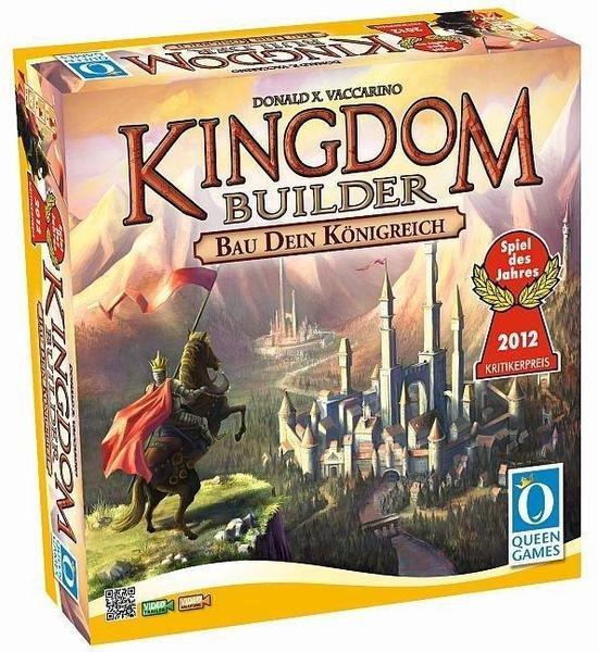 Kingdom Builder - Spiel des Jahres 2012 - 11,49 Euro inklusive Versand bei Thalia