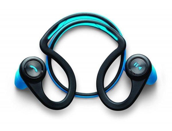 [Amazon WHD] Plantronics BackBeat Fit Stereo Bluetooth Headset blau Sehr Gut