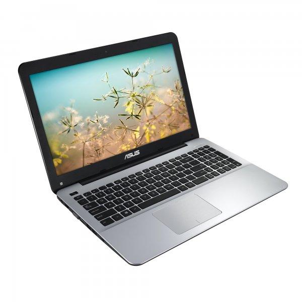 [notebooksbilliger.de] Asus F555LA-XX1744D Notebook - bei Zahlung per Paypal - 15,6 Zoll, Intel Core i3-4005U, 4GB RAM, 128GB SSD, DVD-RW, 2x USB 3.0, FreeDos