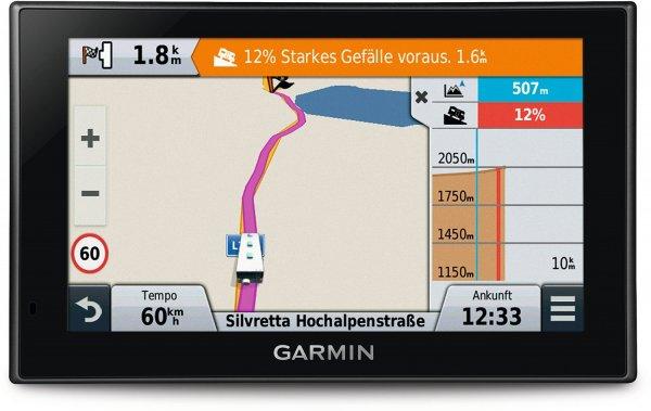 Amazon - Spanien Garmin Camper 660LMT-D - 149 Euro + Versandkosten