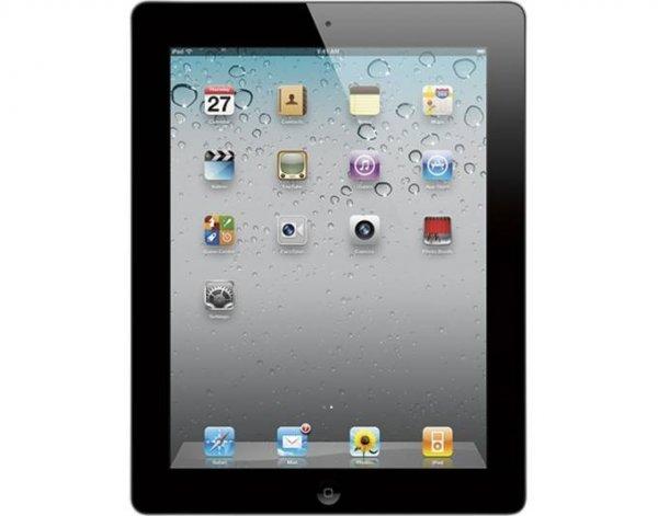"""(Demoware) Apple iPad 2 Wi-Fi + 3G, Tablet, 32 GB, 24,6 cm ( 9,7"""" ) IPS ( 1024 x 768 ), Kamera auf Rück- und Vorderseite, Wi-Fi, Bluetooth, 3G, Schwarz für  159,95 € @ Allyouneed"""
