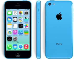 Ebay WOW Apple iPhone 5C 16GB Blue IOS Gebraucht 249€