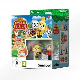 [Redcoon] WiiU Animal Crossing: Festival +2 amiibo-Figuren & 3 amiibo-Karten für 34€ inkl. Versand