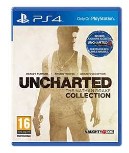 [Rakuten.co.uk] Uncharted: The Nathan Drake Collection (PS4) (UK-Version, Englisch)