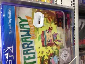 (Lokal)Saturn  Bielefeld Tearaway Unfolded PS4 9€