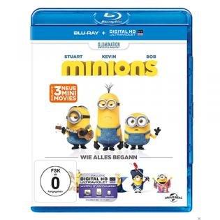 [redcoon.de] Minions (Blu-ray)