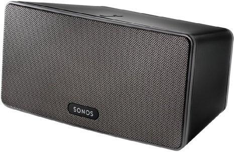 Sonos Play 3 Schwarz und Weiß bei amazon.fr für 279€