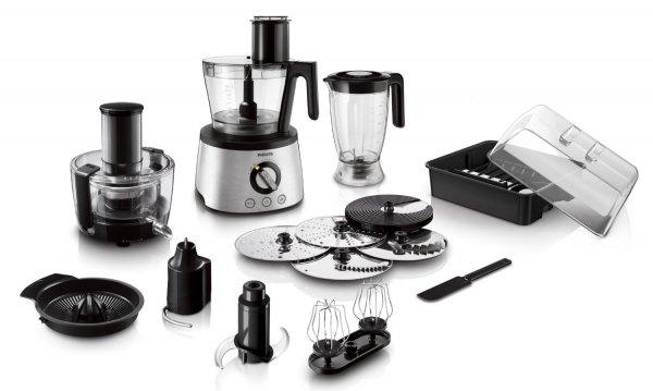 20% Rabatt auf Küchenmaschinen und kostenloser Versand bei redcoon, z.B. Philips HR 7778/00 Avance für 143,20€