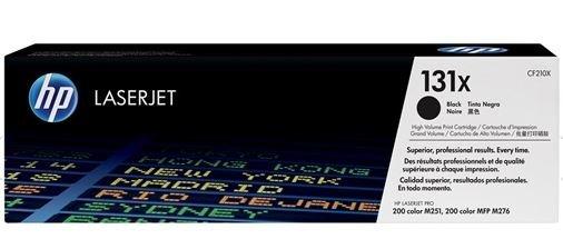 (Rakuten) HP Toner 131X schwarz (CF210X)
