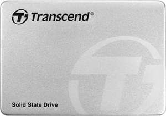 Transcend SSD 370S 256GB, Aluminium-Gehäuse 79,90€ [Amazon Blitz]