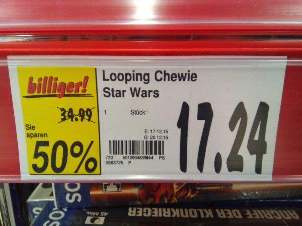 [Lokal Berlin] Looping Chewie bei Kaufland